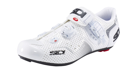 Sidi Kaos Air Fahrradschuhe Men white/white
